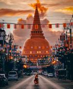 WELTSTADT BANGKOK in STYLE