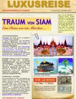 TRAUM von SIAM LUXUSREISE